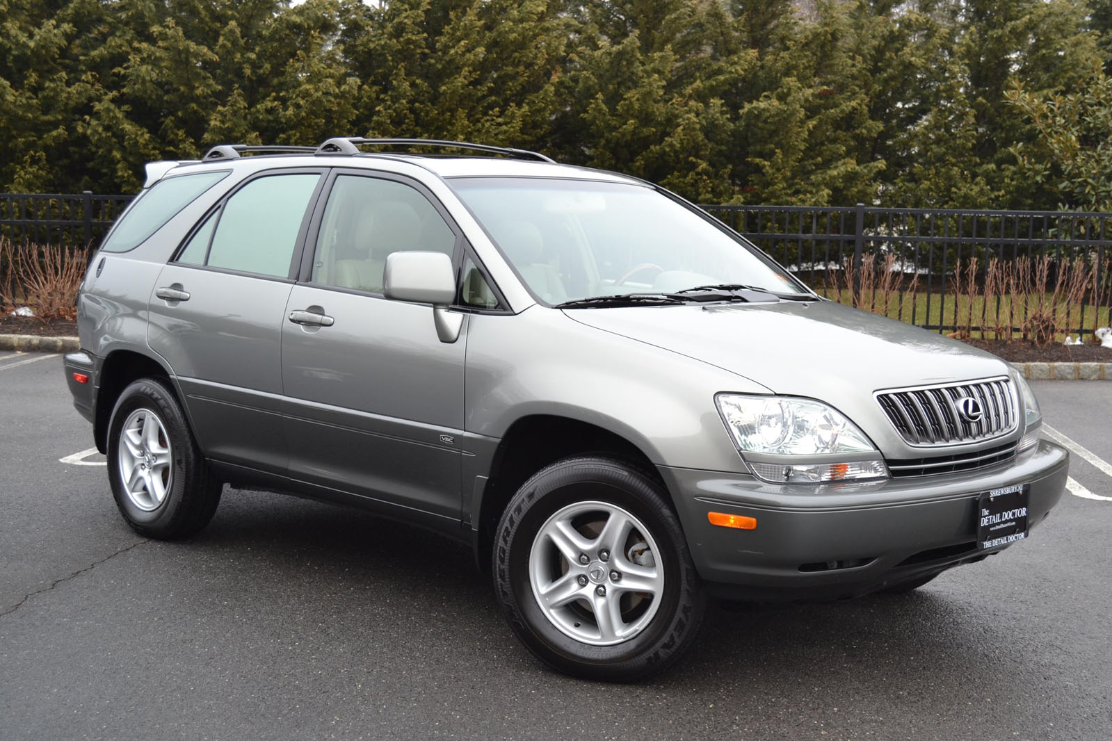 2001 Lexus Rx300 Pre Owned