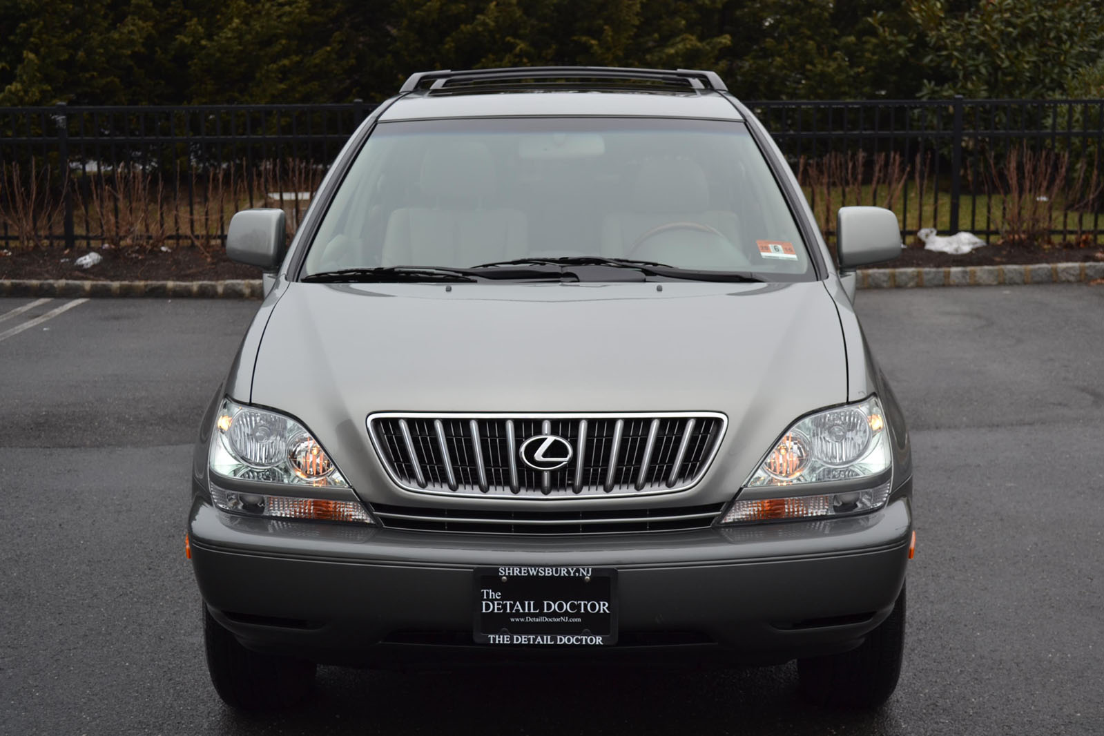 What To Do With Used Car Seats >> 2001 Lexus RX300 Pre-Owned
