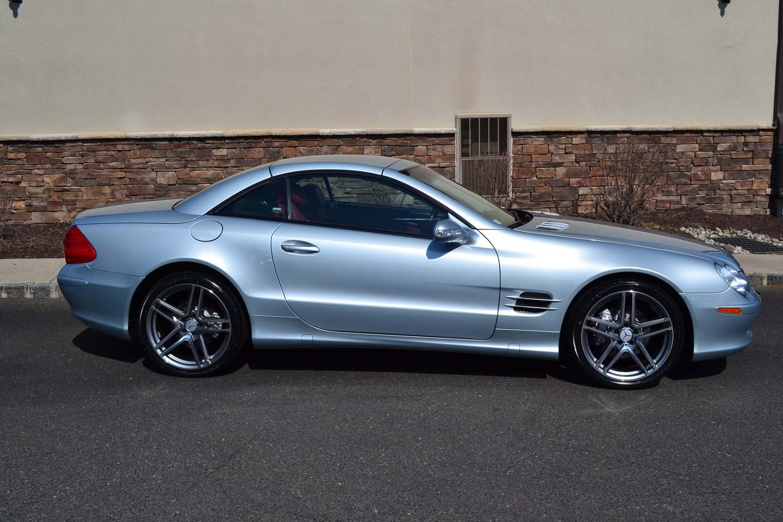2003 mercedes benz sl 500r pre owned for Mercedes benz 2003 sl500 for sale