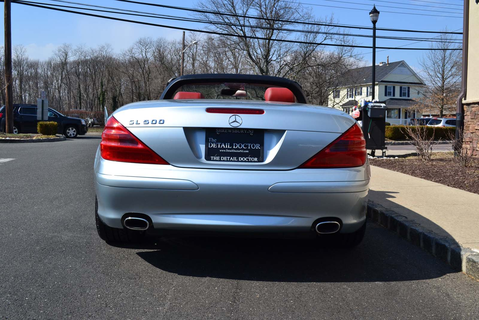 2003 mercedes benz sl 500r pre owned for Used mercedes benz sl for sale