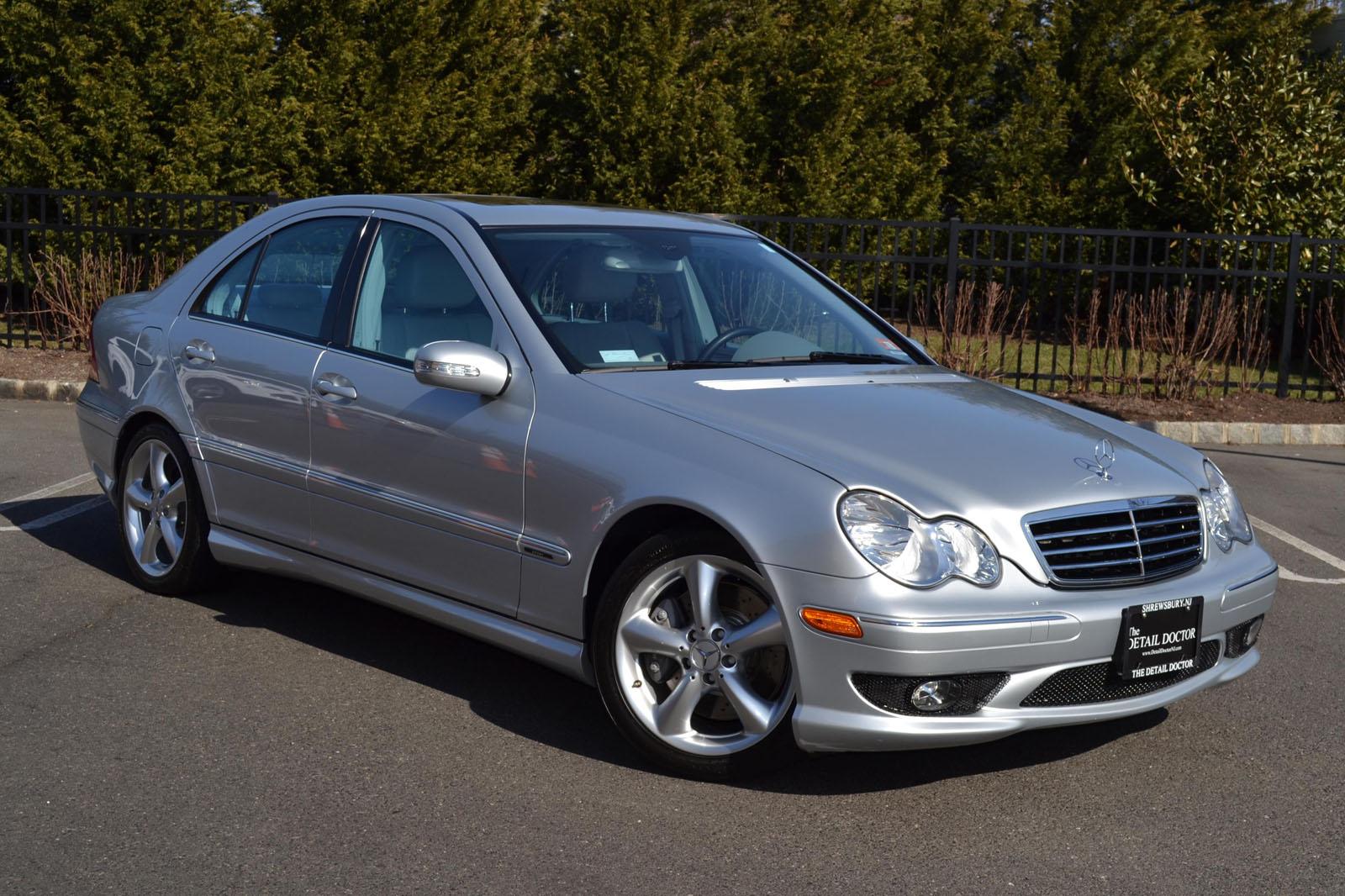 2006 mercedes benz c230 sport pre owned for Mercedes benz 2002 c230