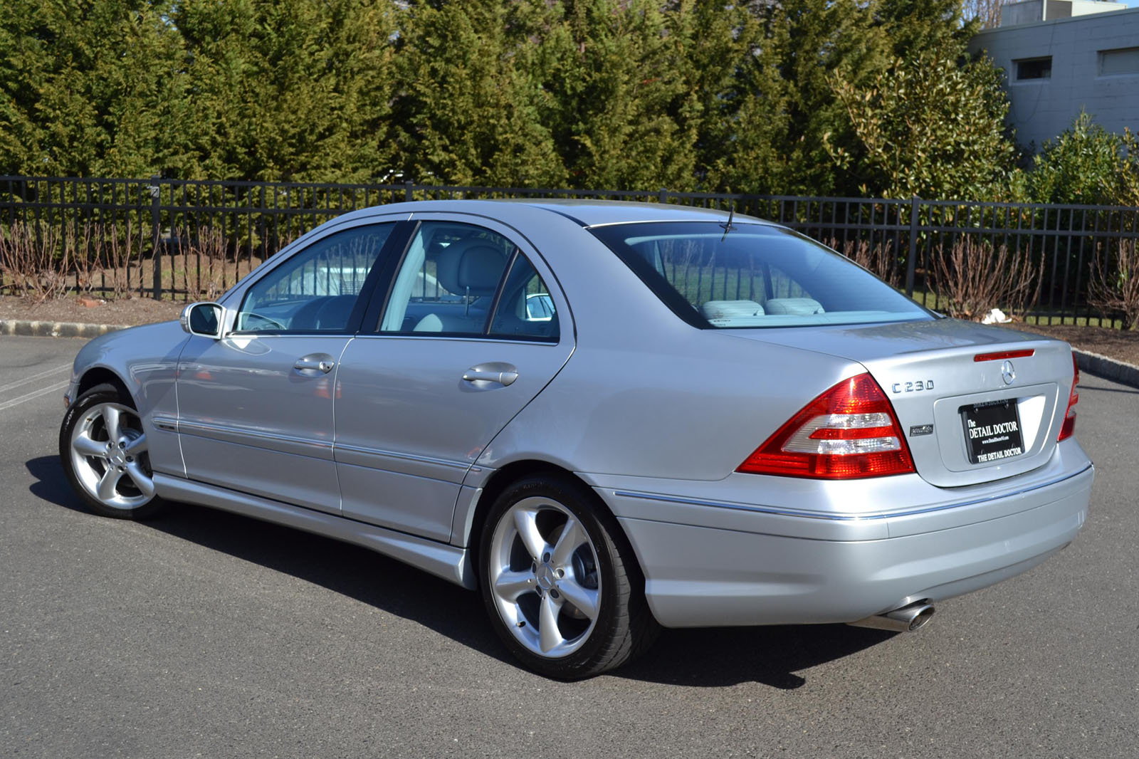 Image gallery 2006 mercedes benz c230 for Schedule c service mercedes benz