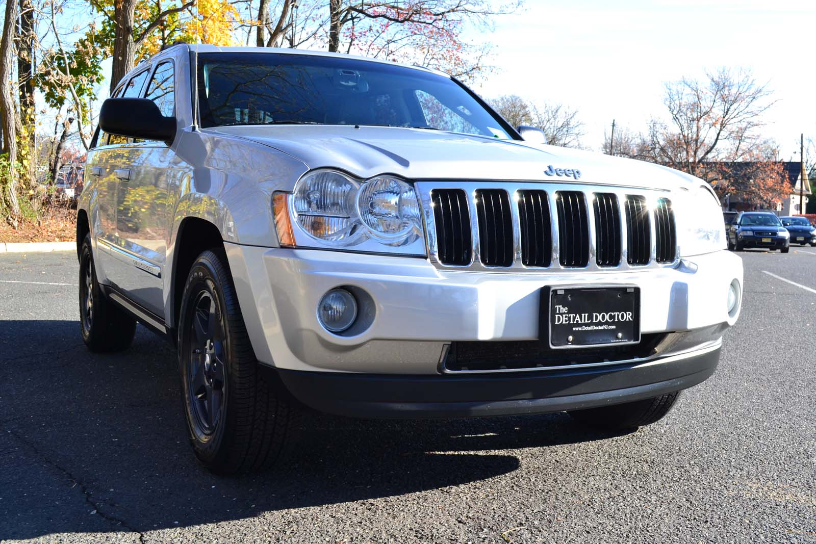 2007 jeep grand cherokee limited pre owned. Black Bedroom Furniture Sets. Home Design Ideas