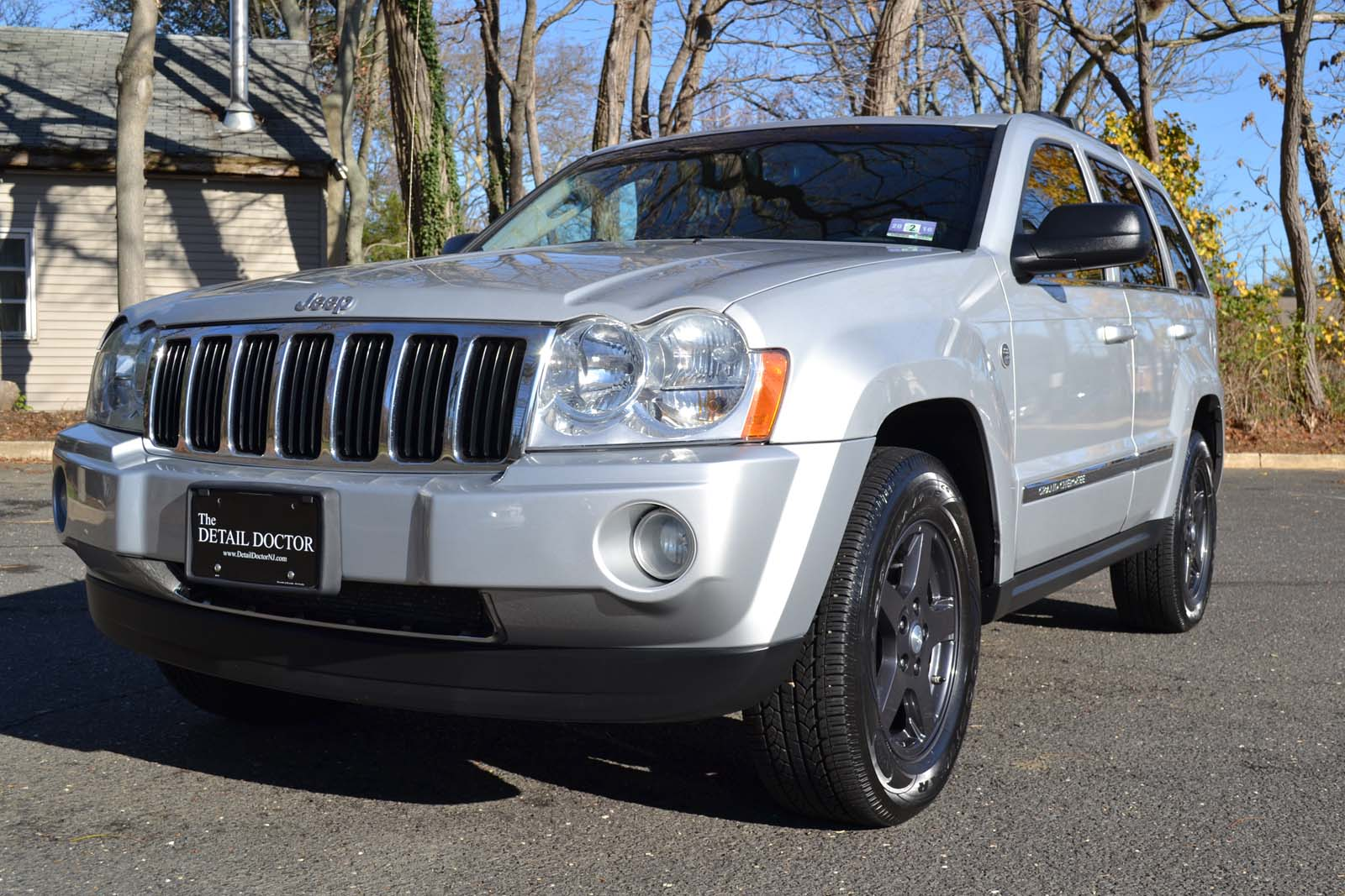 Jeep Grand Cherokee Tires >> 2007 JEEP GRAND CHEROKEE LIMITED - Pre-Owned