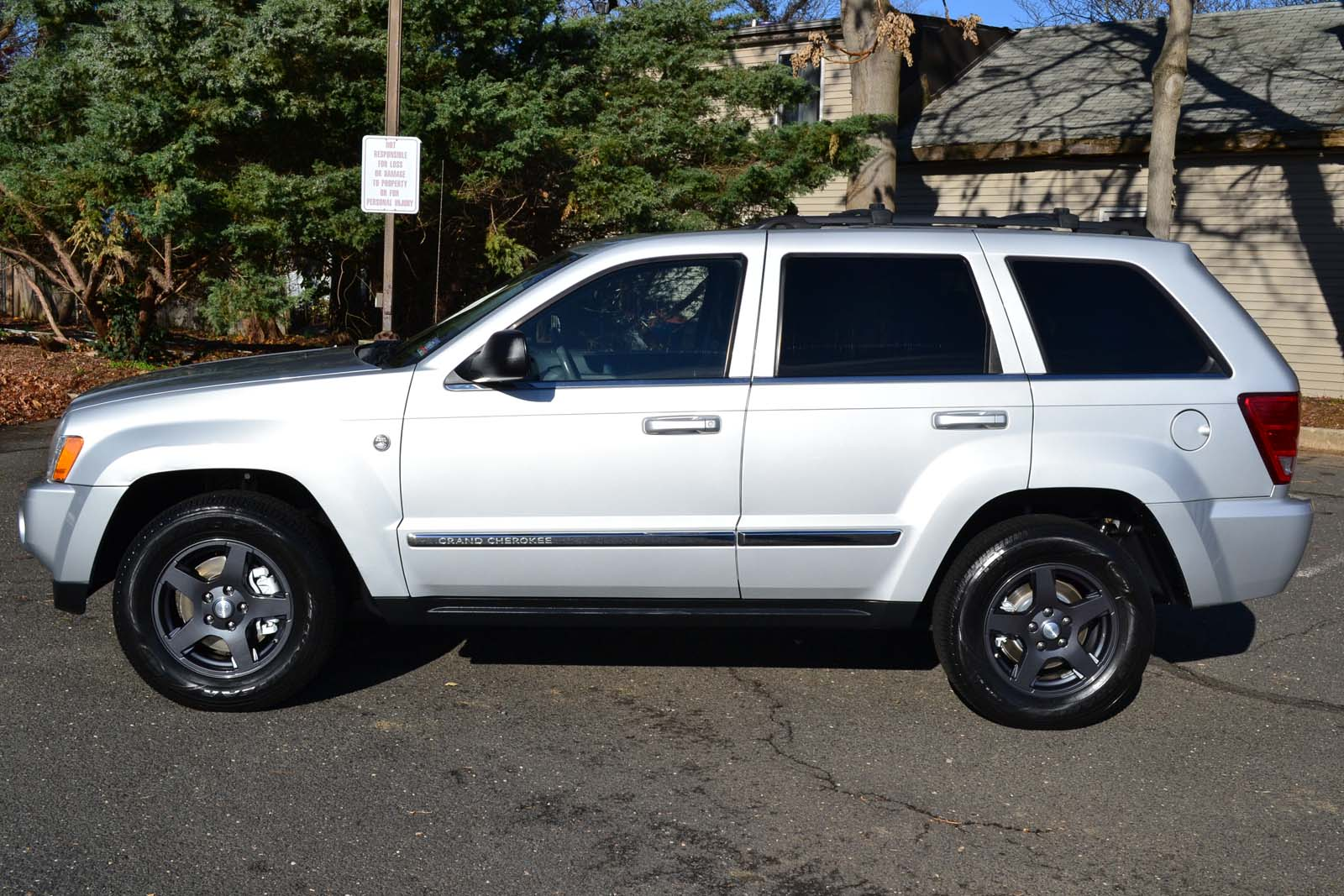 Jeep Cherokee Used Nj 2007 JEEP GRAND CHEROKEE LIMITED - Pre-Owned