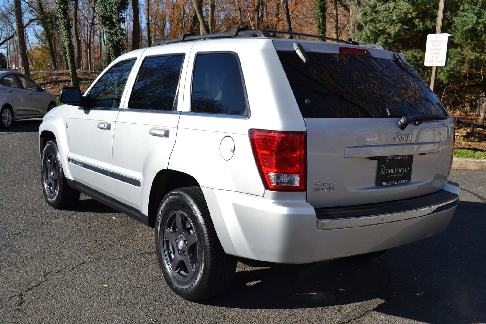 2007 JEEP GRAND CHEROKEE LIMITED - Pre-Owned