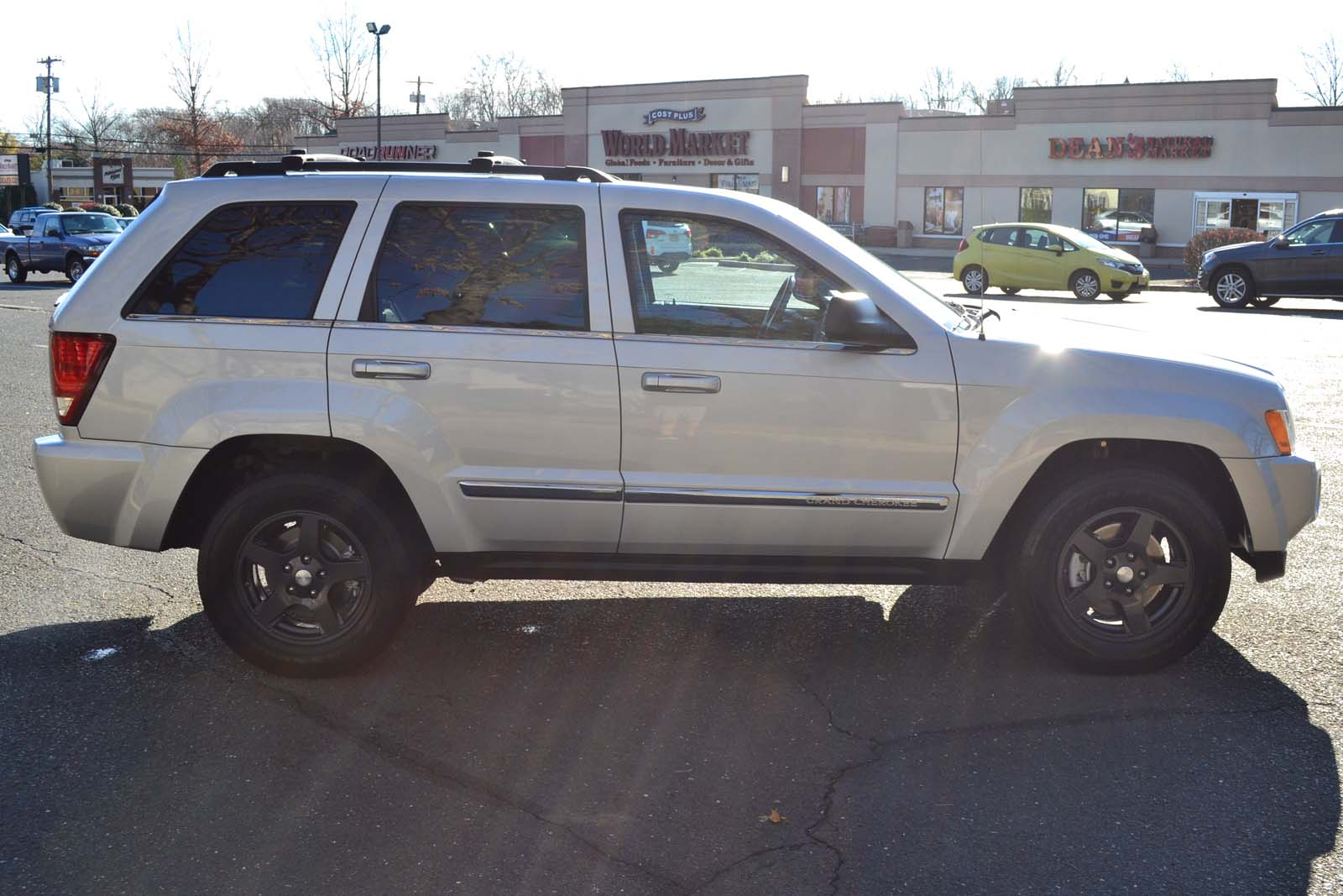 2007 Jeep Grand Cherokee Laredo >> 2007 JEEP GRAND CHEROKEE LIMITED - Pre-Owned