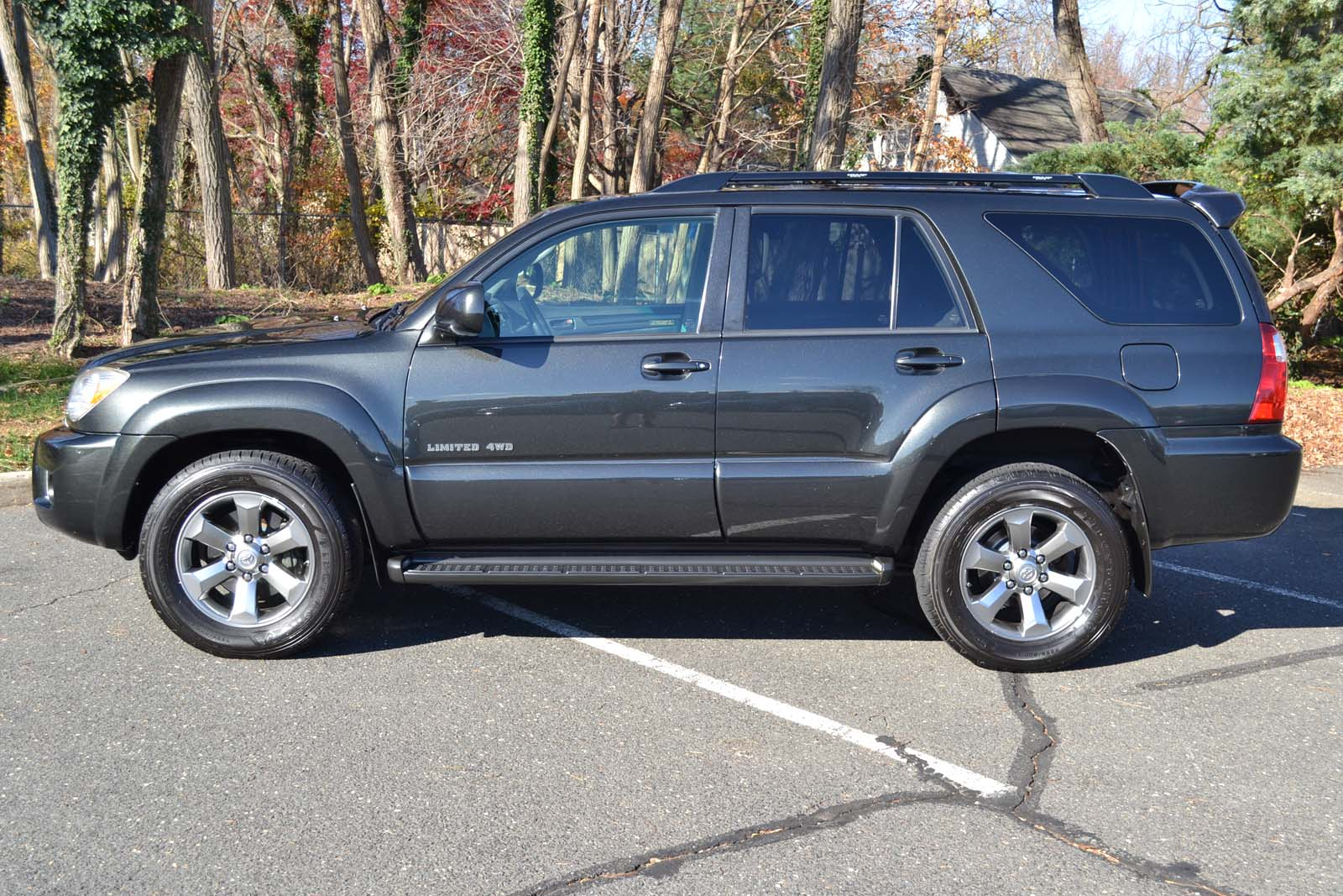 2008 Toyota 4 Runner Limited Pre Owned