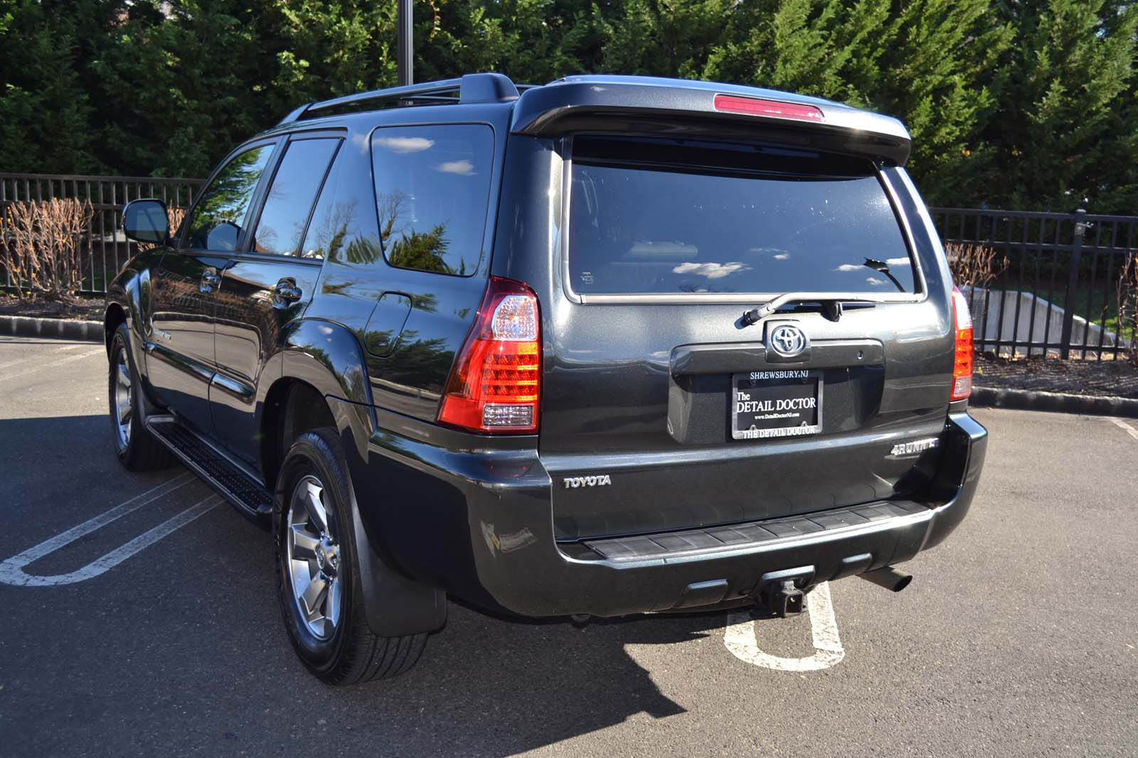 Toyota Four Runner For Sale >> 2008 TOYOTA 4 RUNNER LIMITED - Pre-Owned