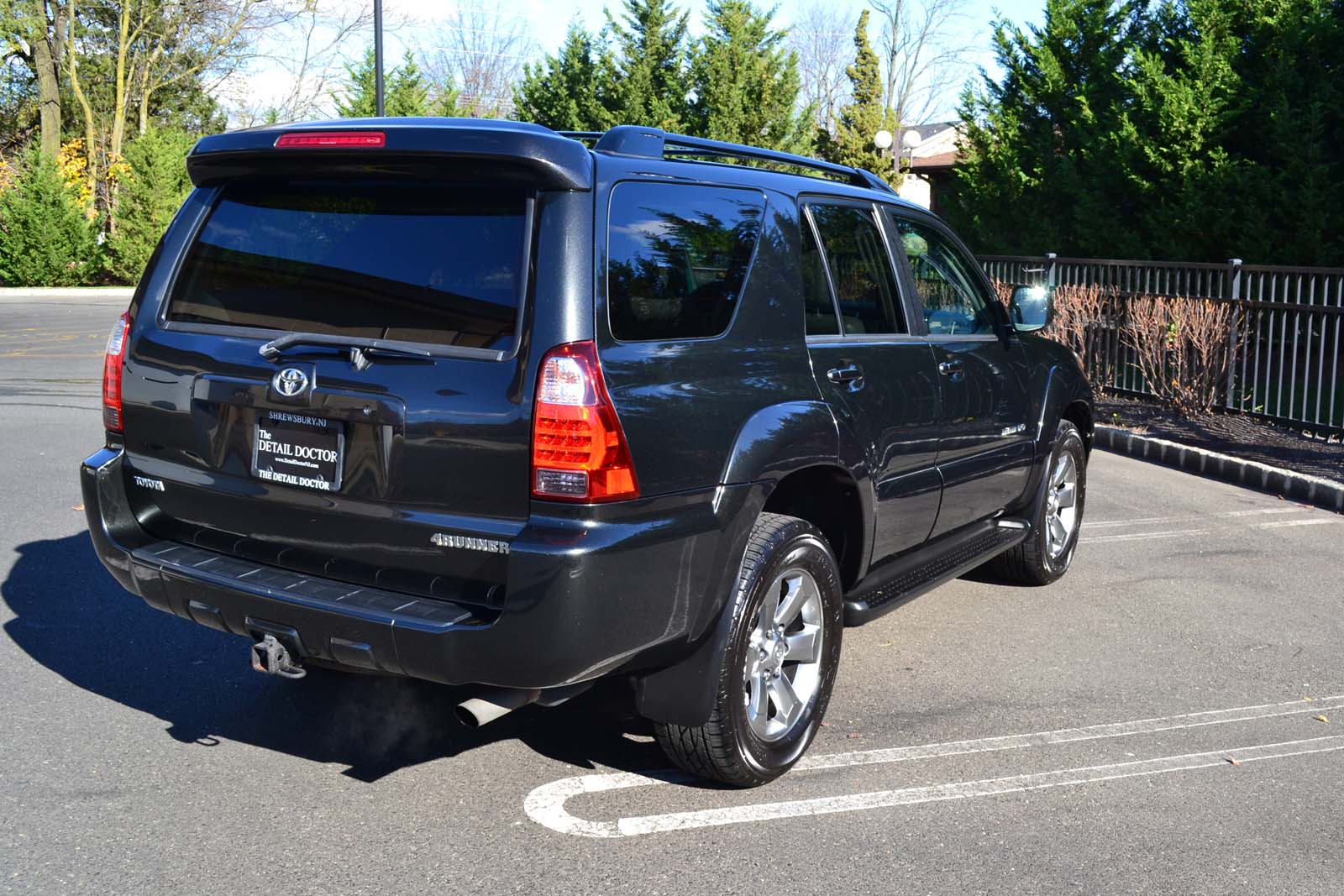 Used 4runner For Sale >> 2008 TOYOTA 4 RUNNER LIMITED - Pre-Owned