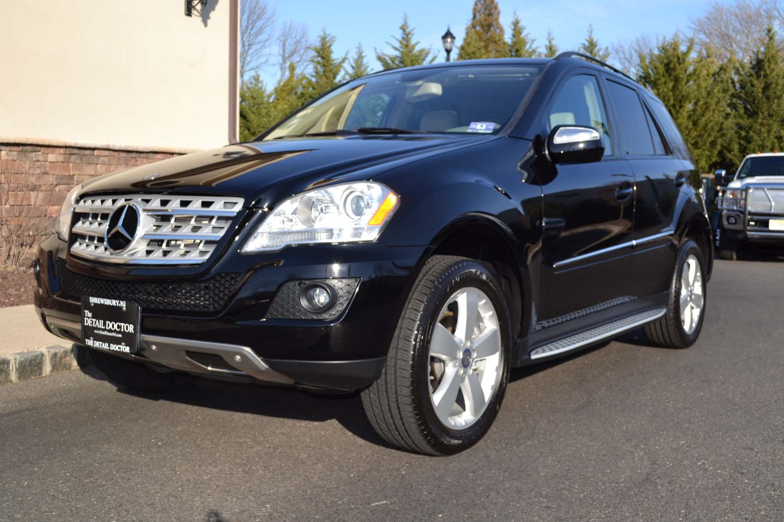 2009 Mercedes Benz Ml350 4matic Pre Owned