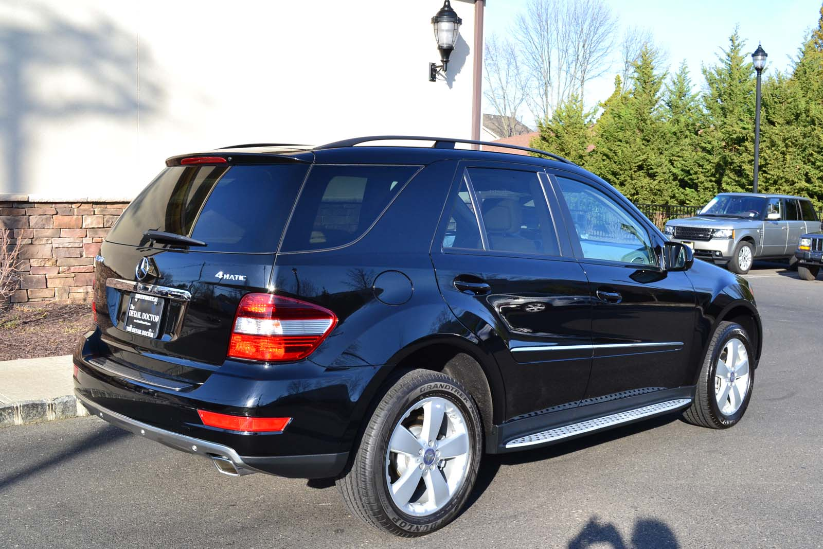 2009 mercedes benz ml350 4matic pre owned for Mercedes benz buckhead preowned