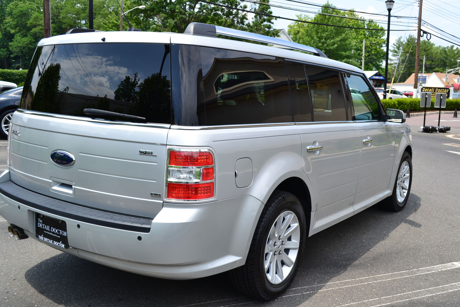 2009 ford flex pre owned. Black Bedroom Furniture Sets. Home Design Ideas