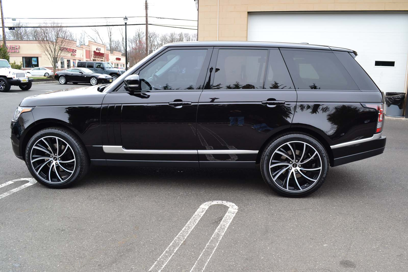 2014 Range Rover Hse 3 0l Supercharged Pre Owned