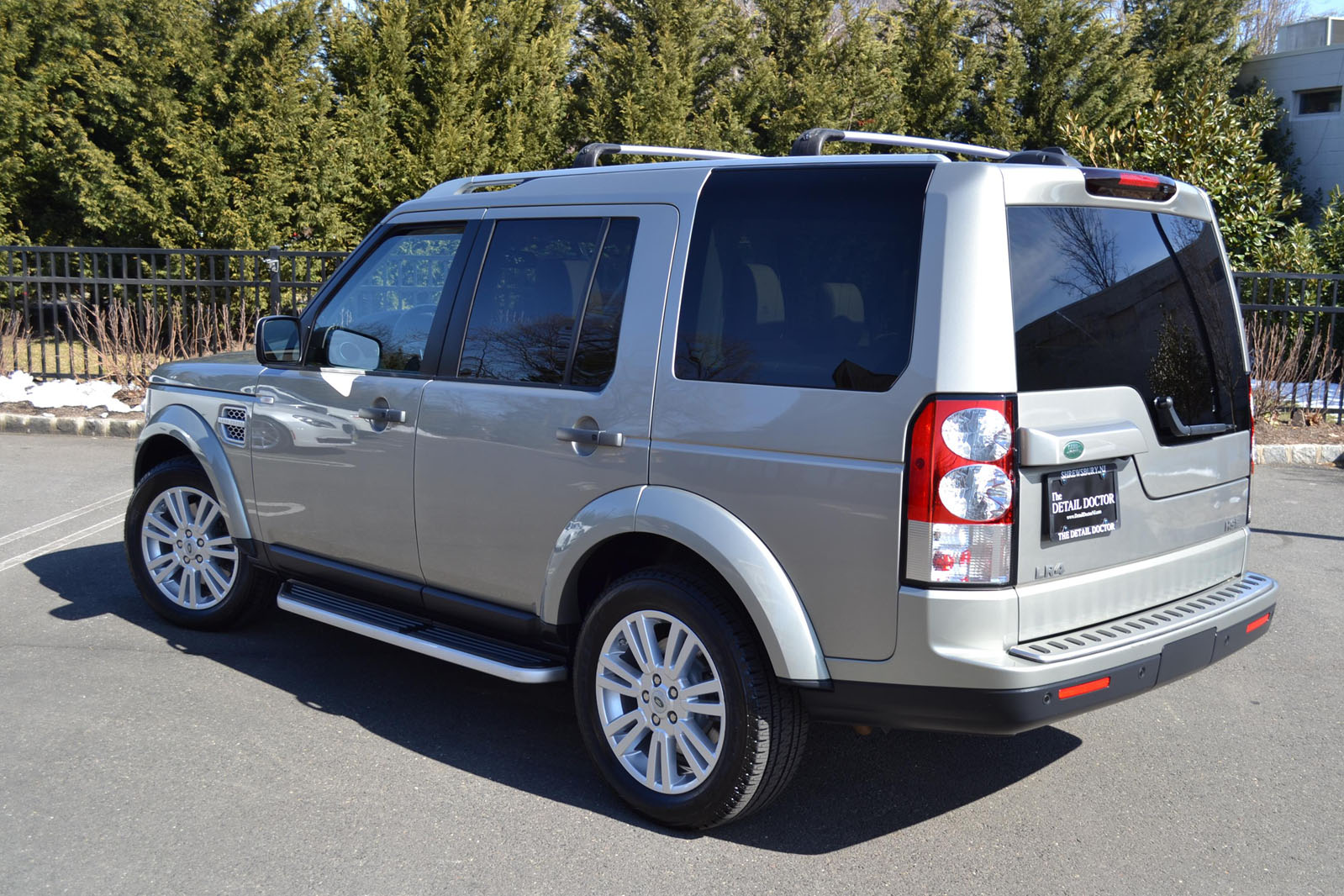 2011 Land Rover Lr4 Hse Luxury Pre Owned