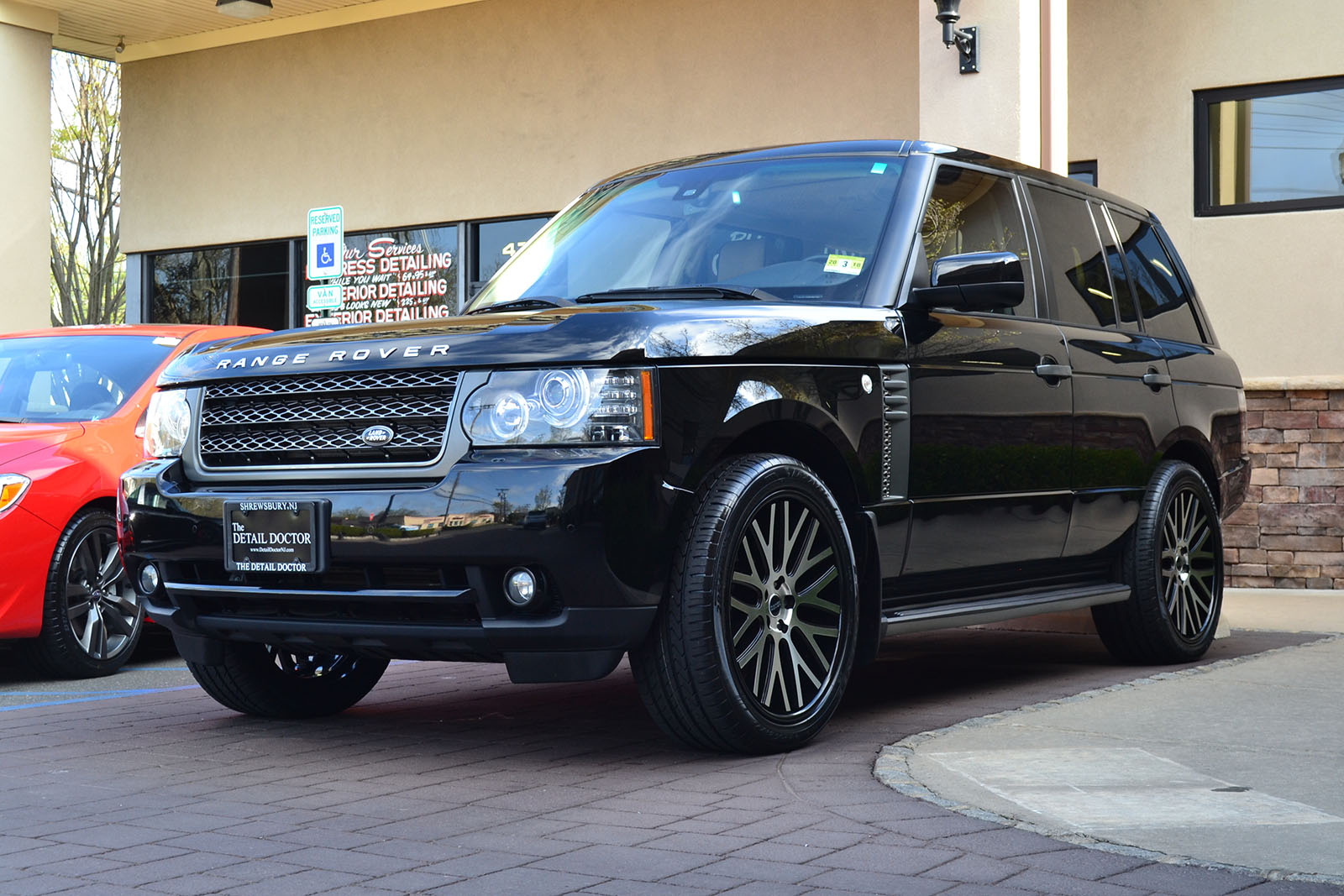 2011 Land Rover Range Rover Hse Pre Owned