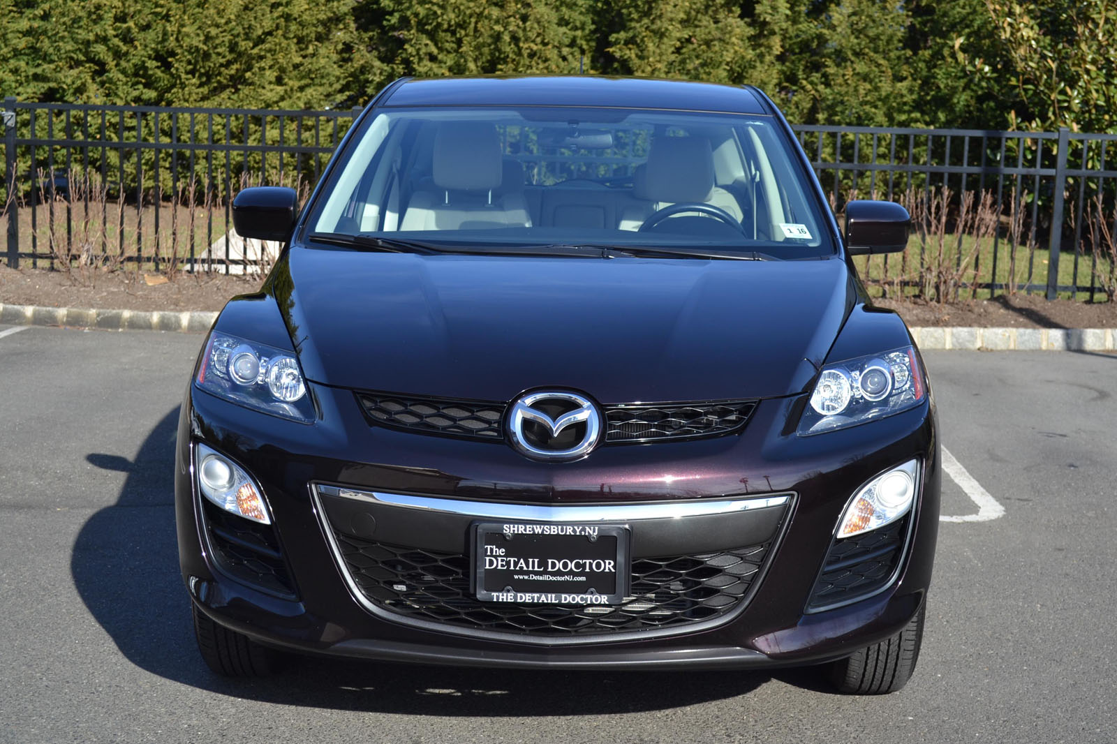 Vehicle Vin Number >> 2011-Mazda-CX-7 Pre-Owned