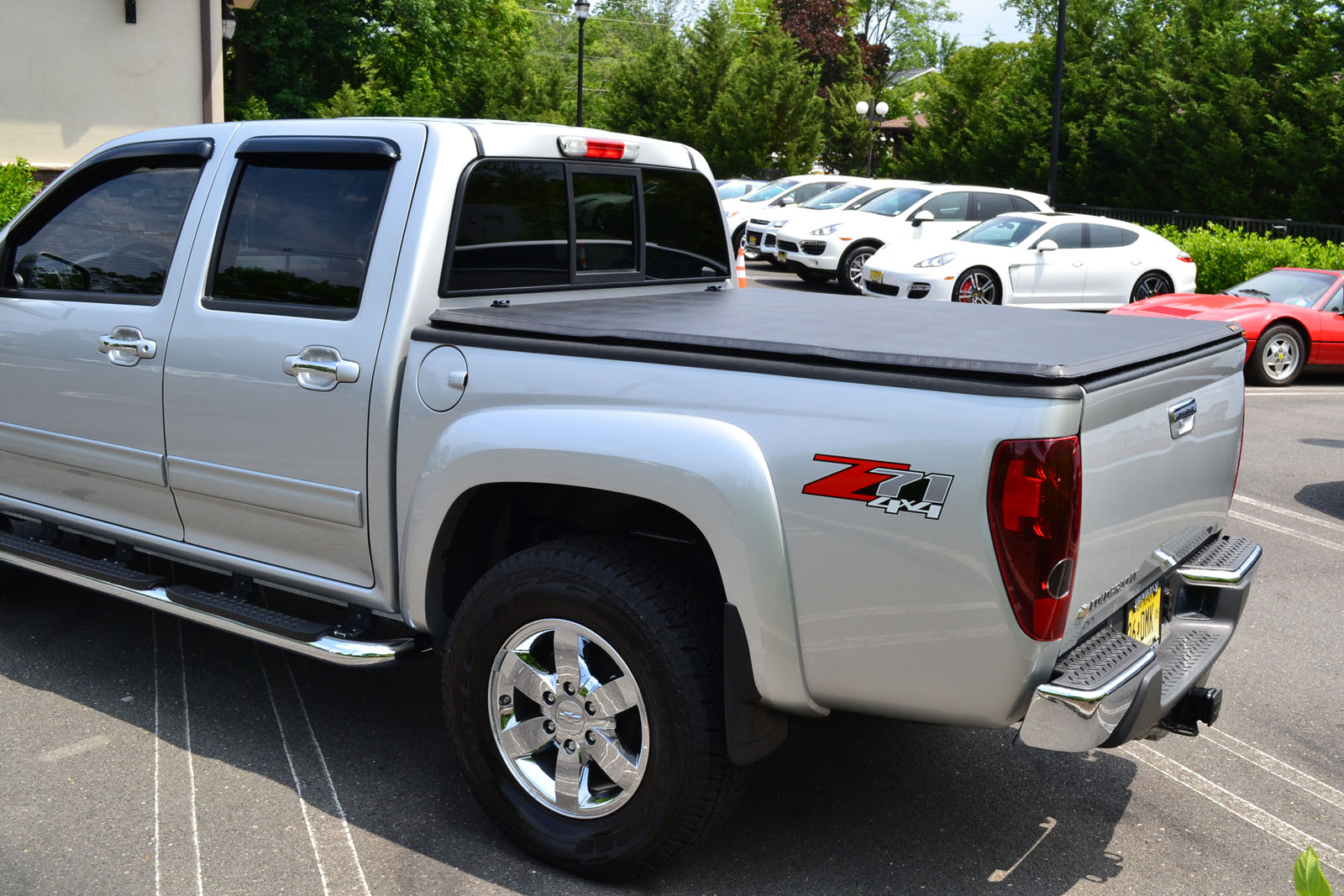 Chevy Colorado Crew Cab >> 2011 Chevy Colorado Pre-Owned