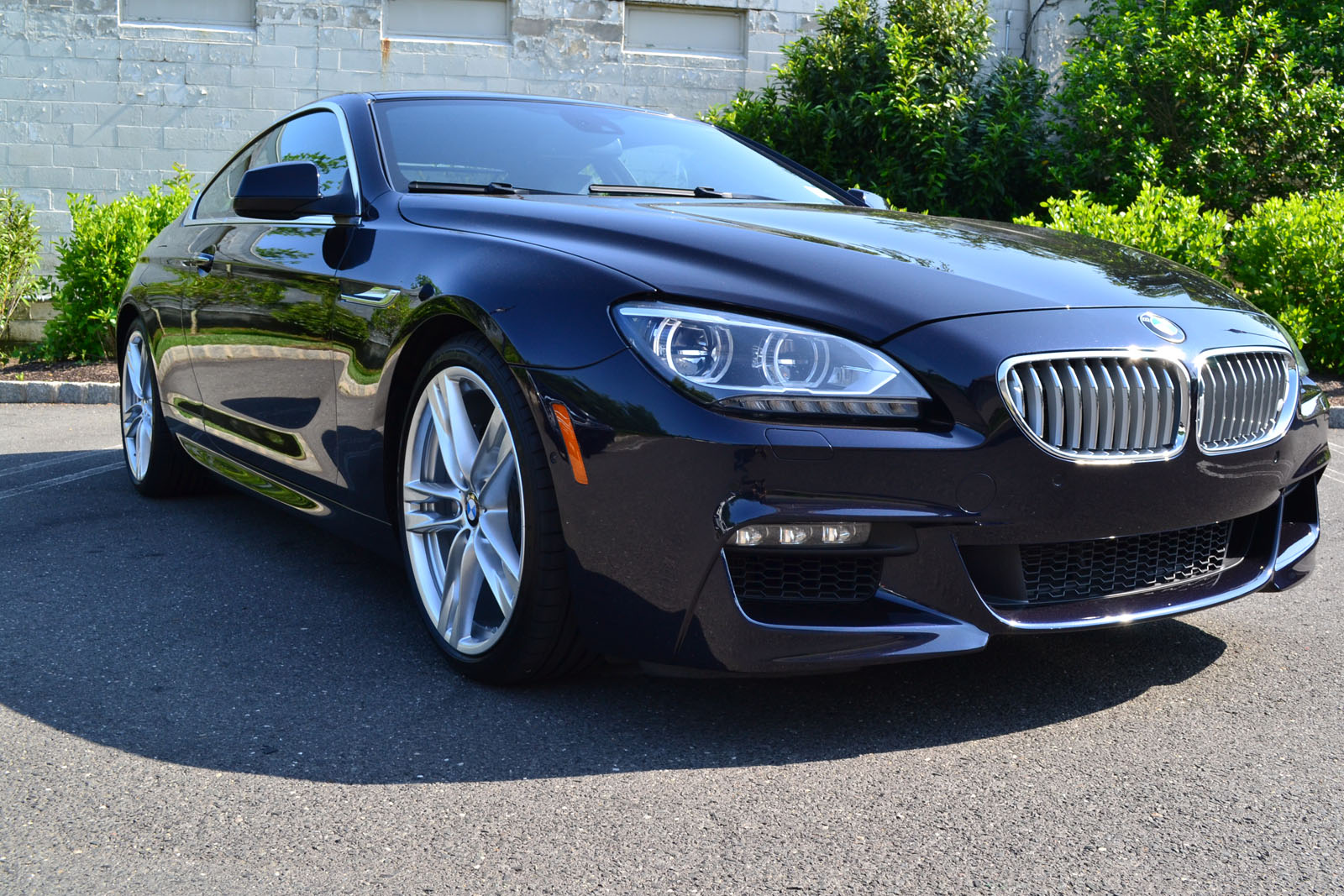 BMW I MSport Coupe PreOwned - 650i bmw price