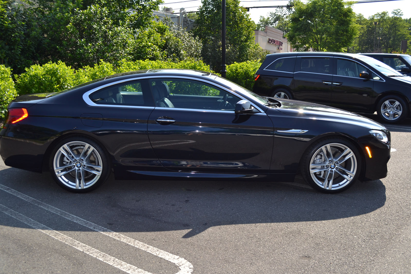 2012 BMW 650i M-Sport Coupe Pre-Owned