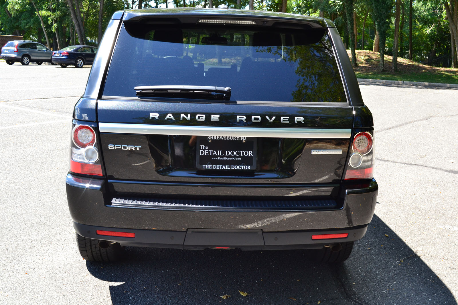 2012 Land Rover Range Rover Sport Luxury Pre Owned