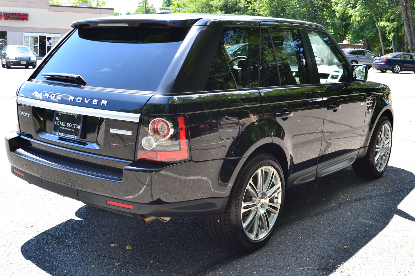 2012 land rover range rover sport luxury pre owned. Black Bedroom Furniture Sets. Home Design Ideas