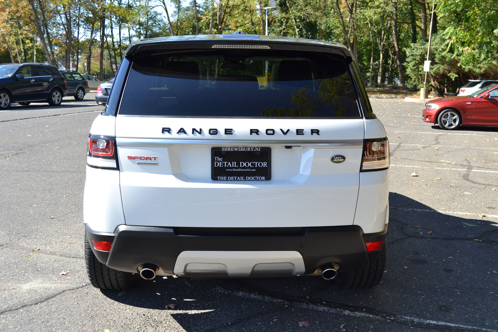Range Rover Sport Supercharged >> 2015 land rover range rover sport - Pre-Owned