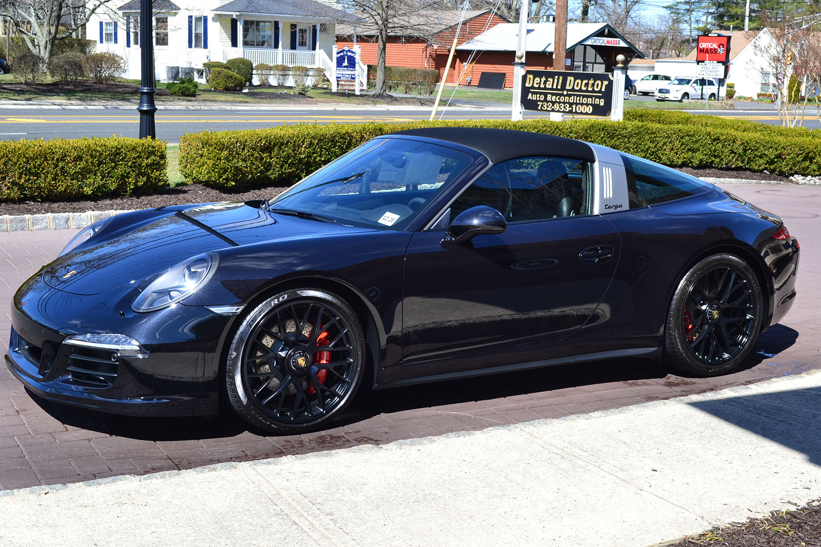 2016 porsche 911 targa 4 gts pre owned. Black Bedroom Furniture Sets. Home Design Ideas