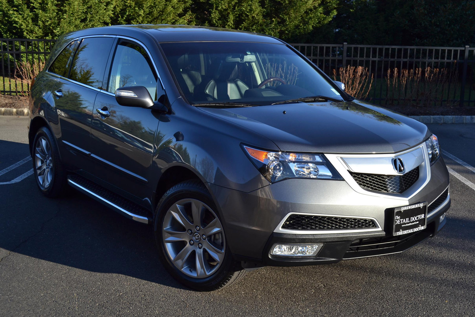 acura mdx 2011 pre owned. Black Bedroom Furniture Sets. Home Design Ideas