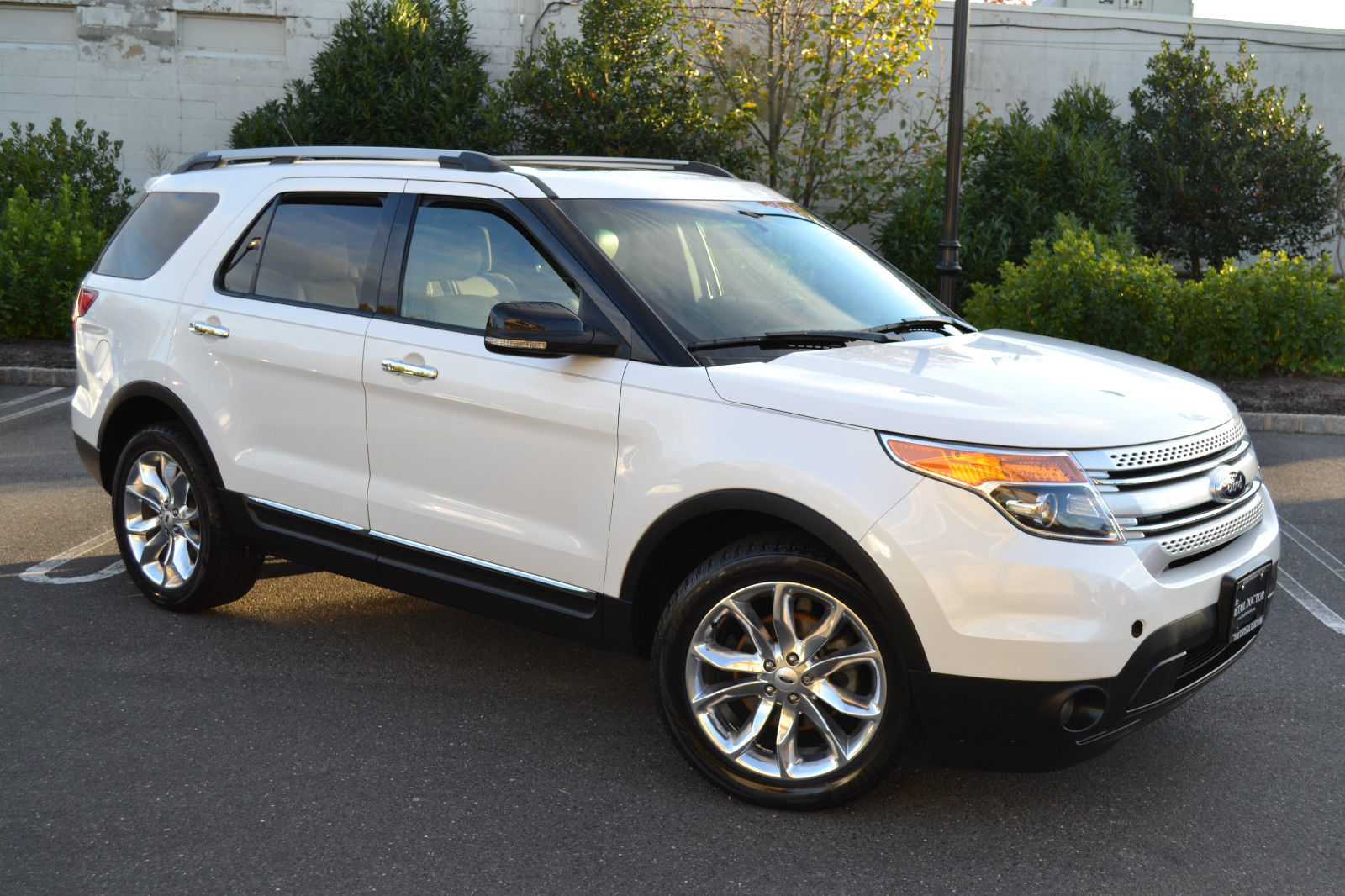 Ford Explorer 2013 Pre-Owned