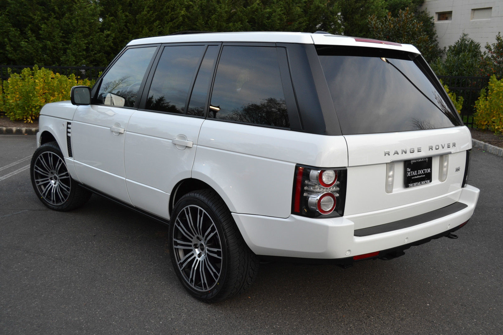 land rover rang rover hse 2012 pre owned. Black Bedroom Furniture Sets. Home Design Ideas