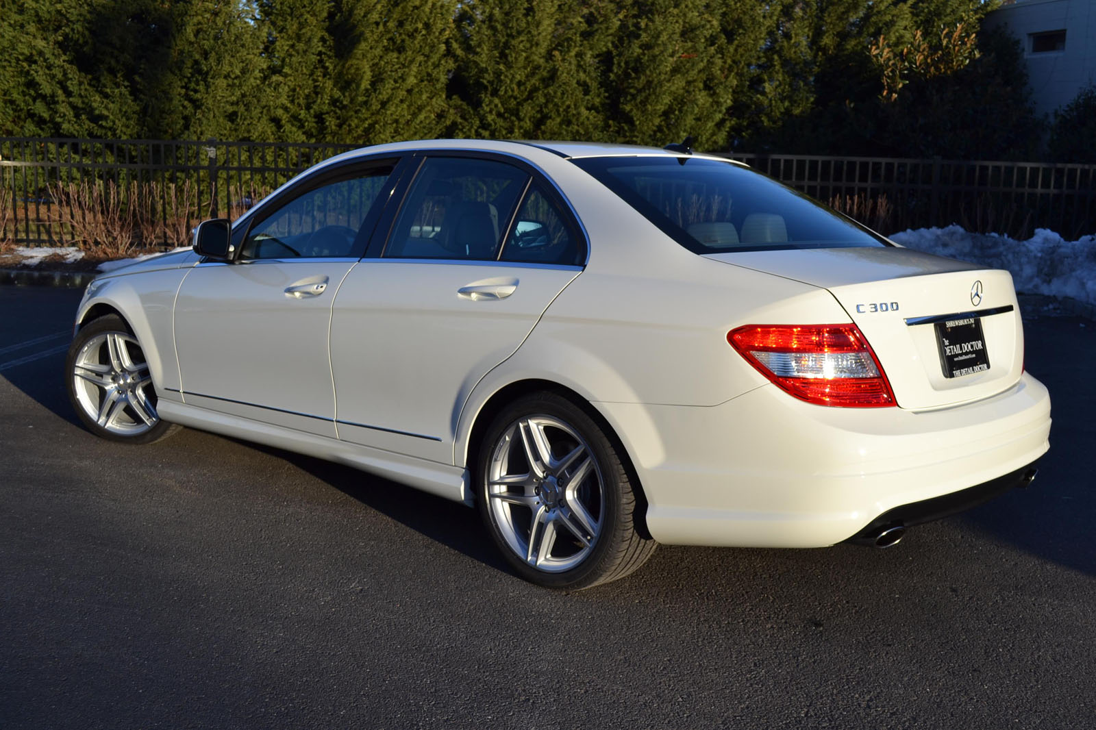 2008 mercedes benz c300 sport for Sporty mercedes benz