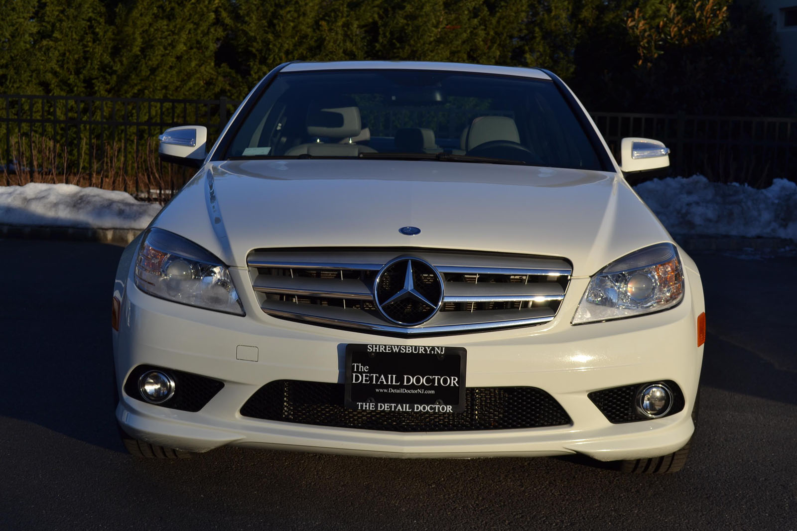 2008 mercedes benz c300 sport for Mercedes benz for sale in nj