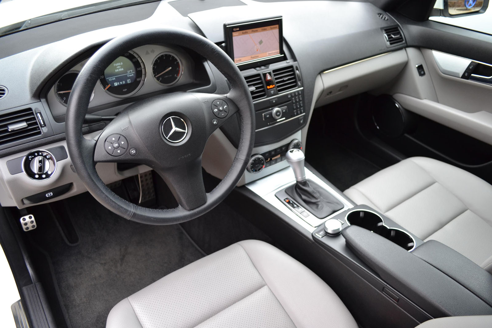 Interior Car Detailing >> 2008 Mercedes-Benz C300 Sport