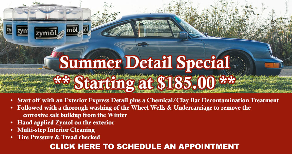 Auto Detailing Shrewsbury Hand Car Wash Monmouth County Nj